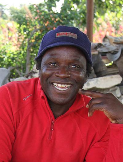 Zachariah Njobo
