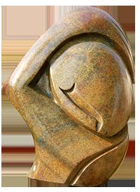 Stone dynamics sculpture gallery Victoria Falls